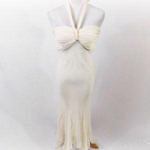 White House Black Market Silk Dress